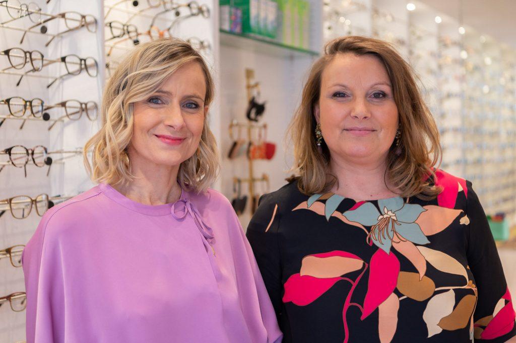 De Swert Opticiens Cathy & Michèle